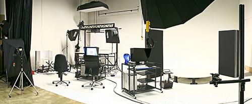 XYimager studio interior