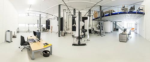 3D-Viz studio interior