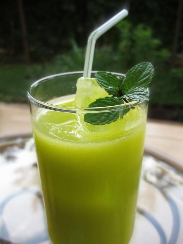mango mint drink.JPG