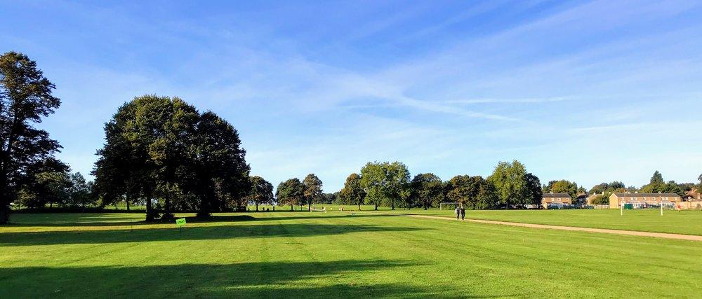 Great Lines, Gillingham, Kent