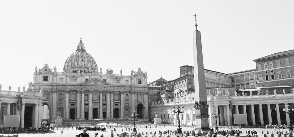 St Peters Basilica, Vatican State