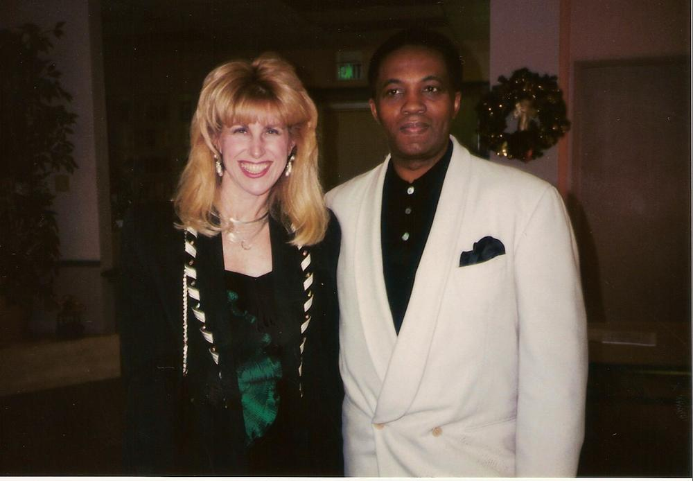 With Norman Connors