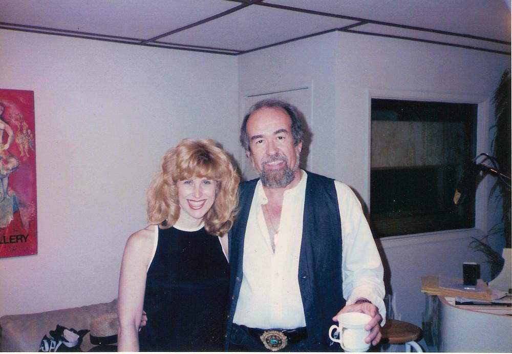 With Roger Kellaway