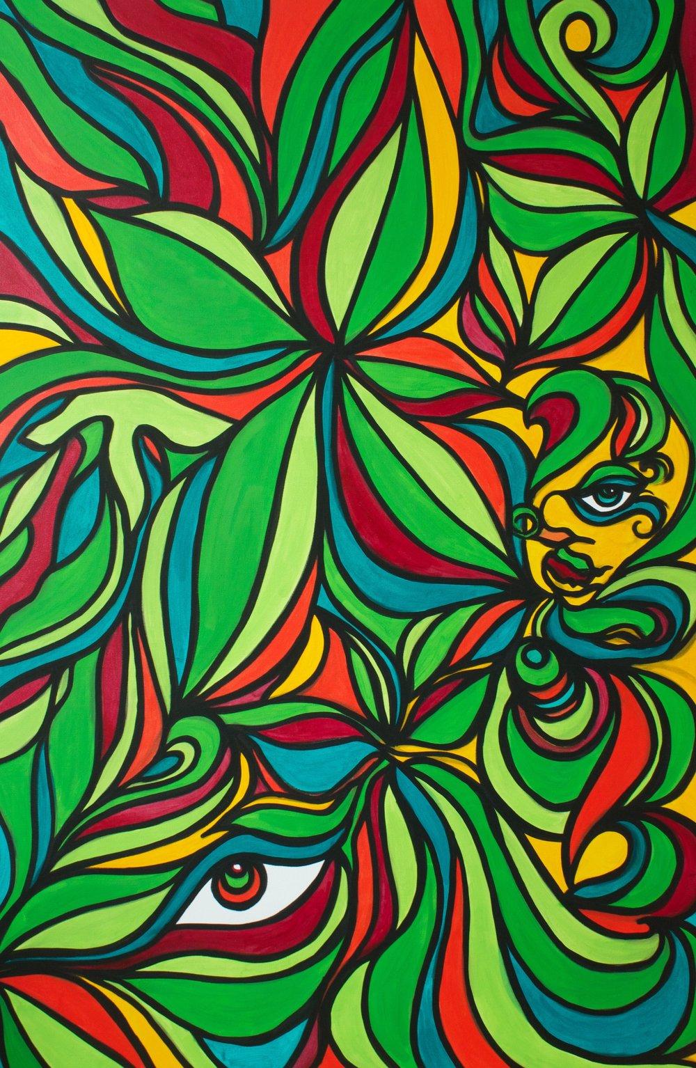 Groovy Plant Vibes