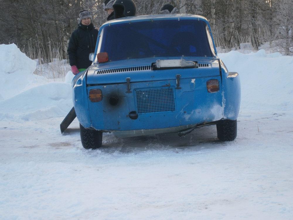 Mikkoloiden Turbo-Rellu, jossa oli muuten voimaa..