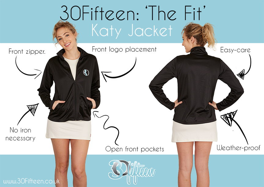 Online, shareable content, introducing consumers to the new Katy line for 30Fifteen.