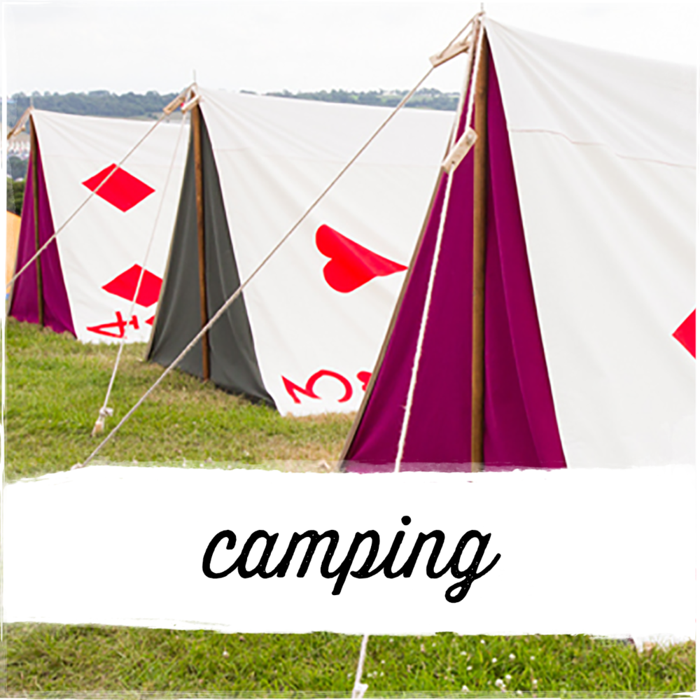 Camping Festival for the family