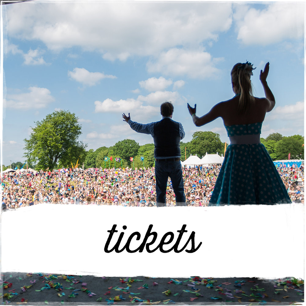 Geronimo Festival Knebworth Tickets