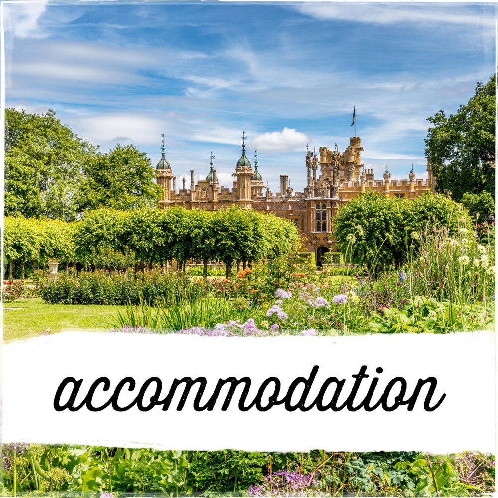 accommodation in Knebworth