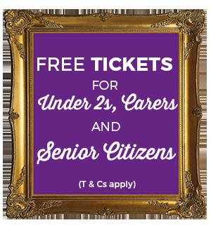 free Geronimo Tickets