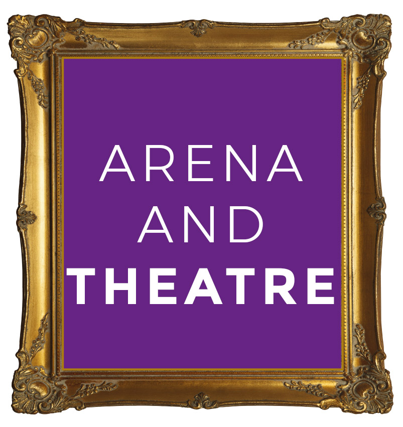 ARENA AND THEATRE FRAME