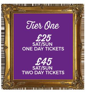 tier one ticket prices knebworth