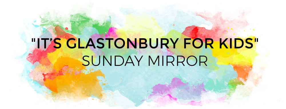"%22IT'S GLASTONBURY FOR KIDS%22 SUNDAY MIRROR.jpg""IT'S GLASTONBURY FOR KIDS"" SUNDAY MIRROR"