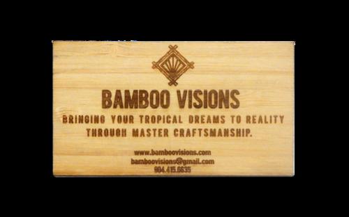 Bamboo visions business card bamboo visions business card colourmoves