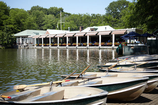 Image Credit: Loeb Boathouse
