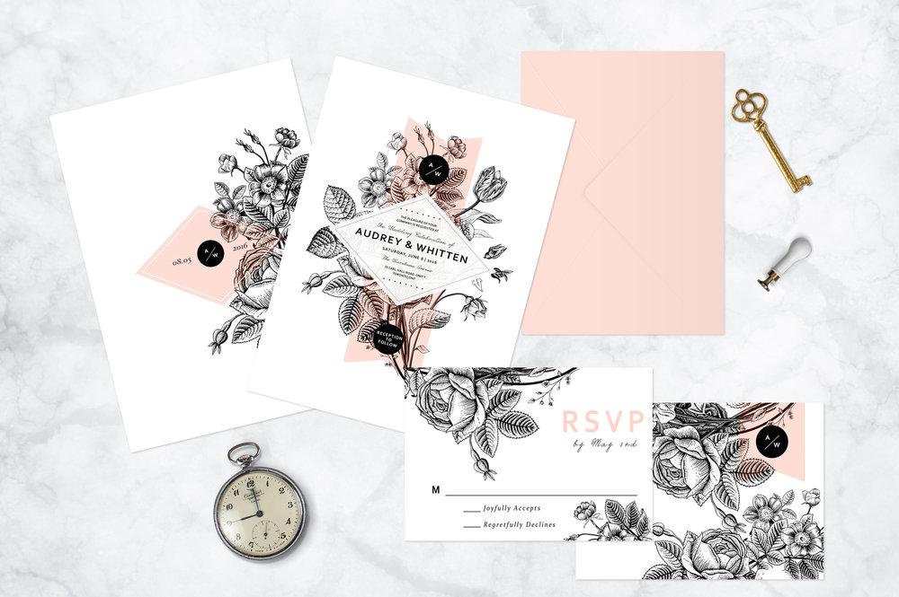 WeddingInvitations_MarketingBranding