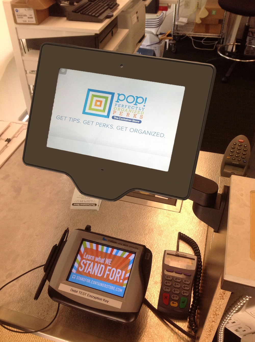 ElitePad Enclosure for The Container Store, Ergo Mount - View 2.jpg