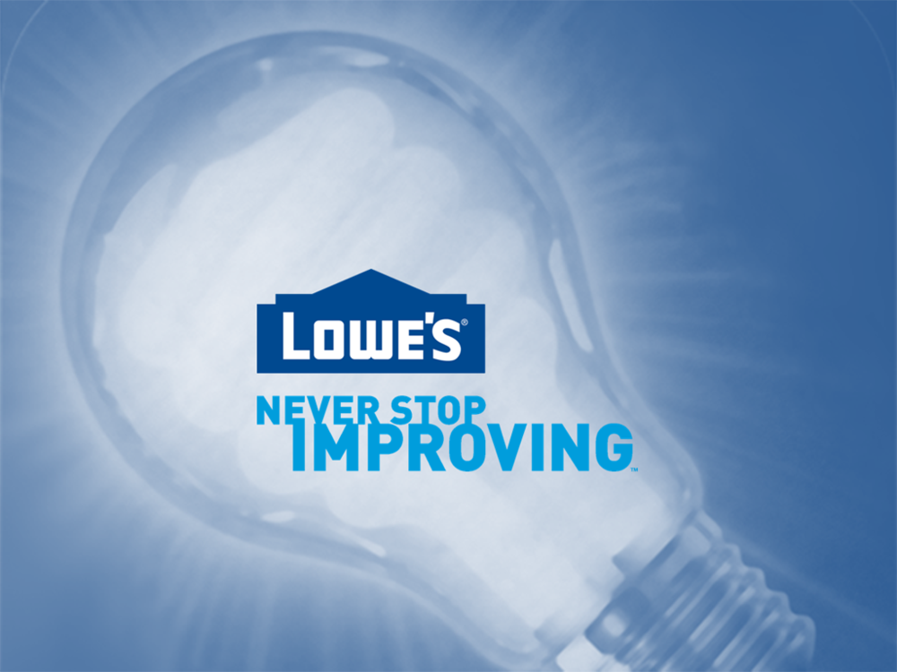 Lowe's Lightbulb Selector (iOS)