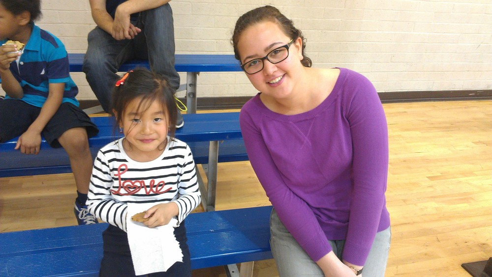 TEACH Oakwood Mondays - Leila and Han.jpg