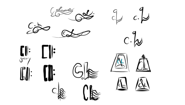Logos - Initial Sketches