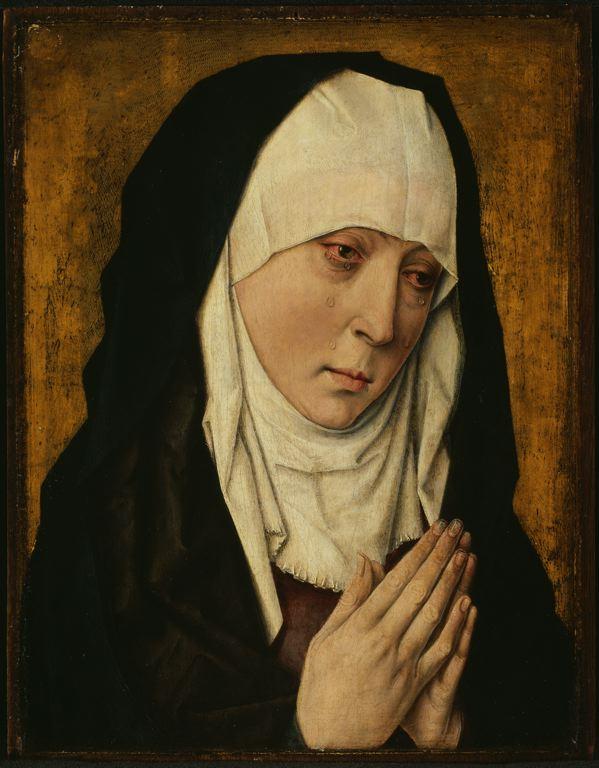 wastrelle :      nuda—veritas :     Dieric Bouts (1480-1500)