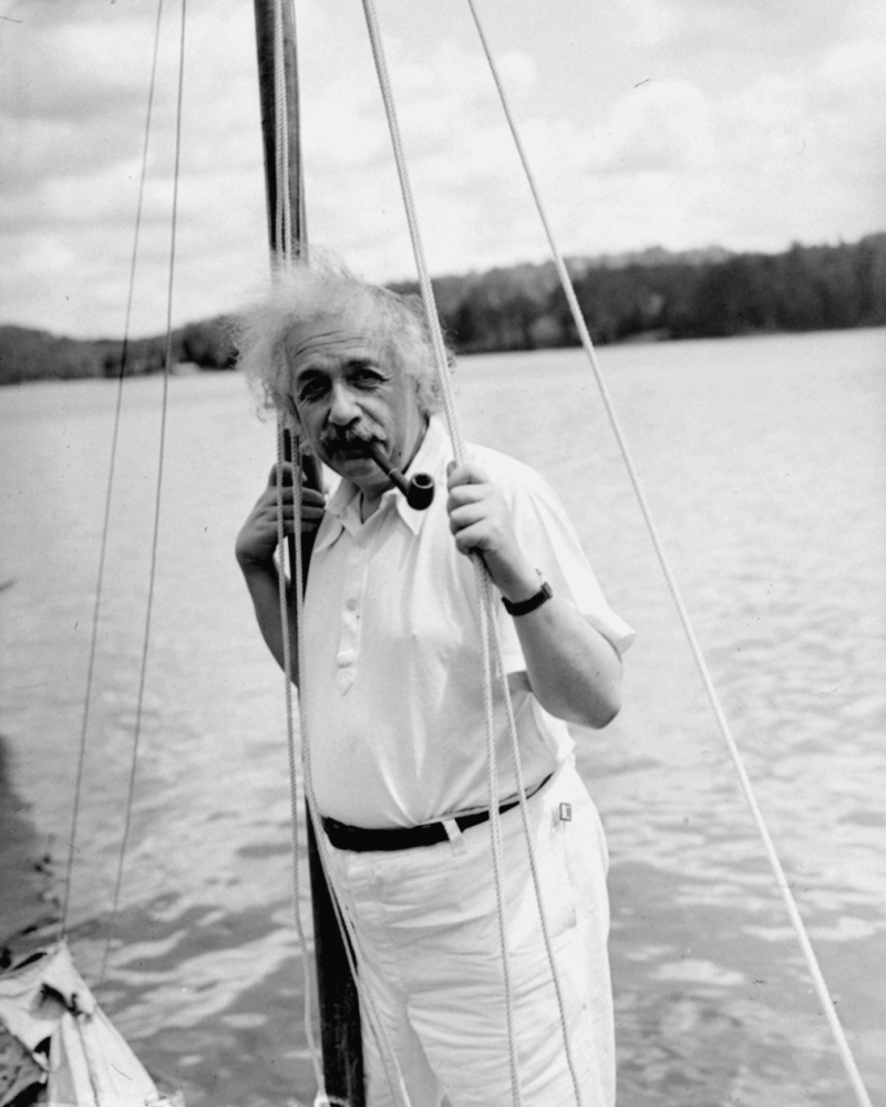 dailycoolmag :     Albert Einstein.