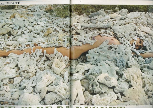 imawoman :     (via  identical eye: Paris Vogue June/July 1972 )