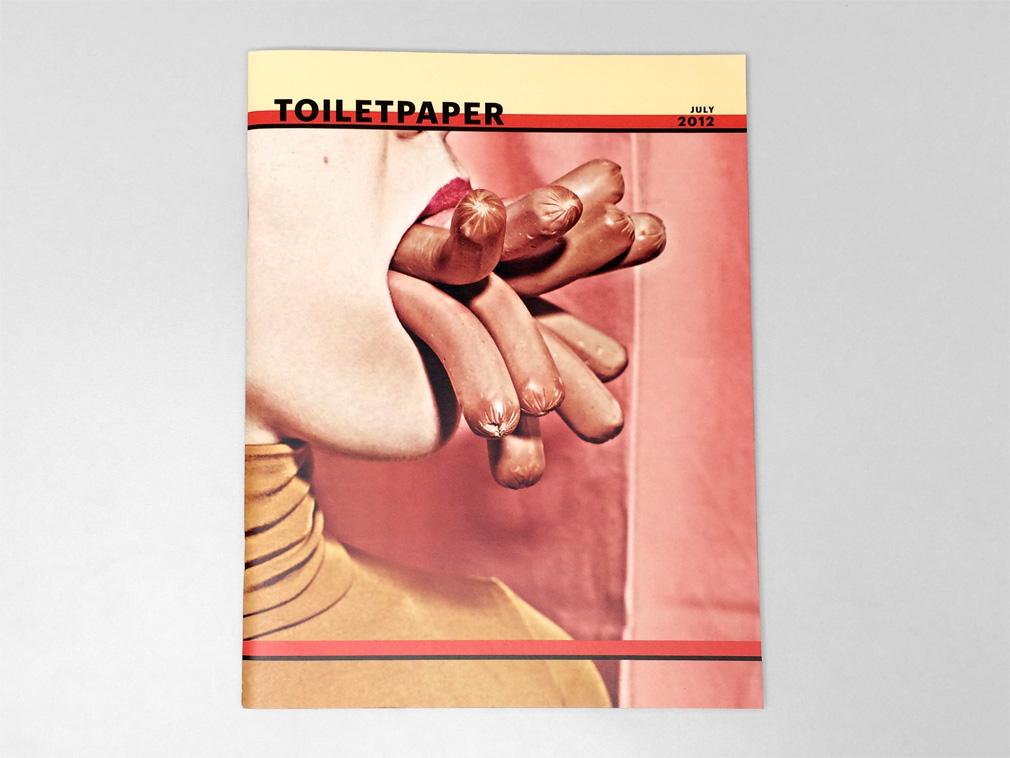 remember-paper :     Toiletpaper, July 2012