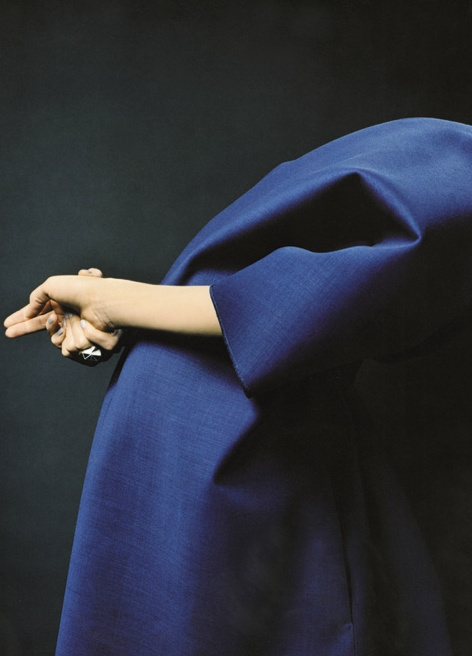 thegiftsoflifelessordinary :     David Slijper for W Magazine 2008