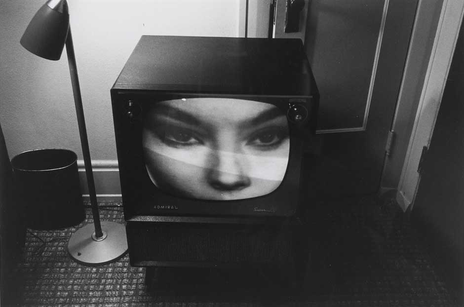 r-diogo :      Lee Friedlander , ' Florida ' from  ' The Little Screens',  1963,   Gelatin-silver print