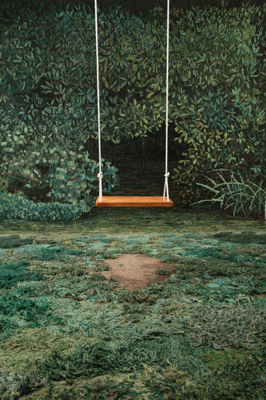 canyouwhoopit :     Alexandra Kehayoglou,  Pastureland inspired rugs