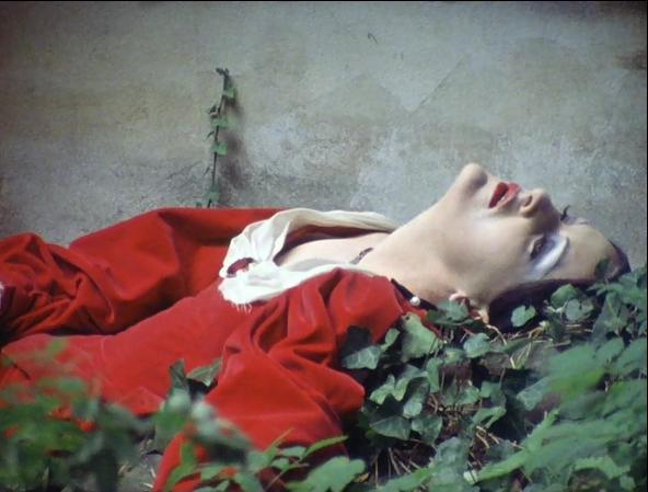 unbearablevision :      calyx , filmpics :     Werner Schroeter:   Der Tod der Maria Malibran  (1972)