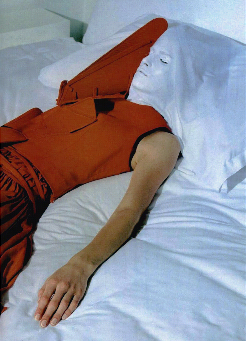 haeyoon :            Cabinet de Curiosites , Hussein Chalayan Spring 2000 photographed by Barnaby and Scott for Jalouse #28.       Hussein chalayan