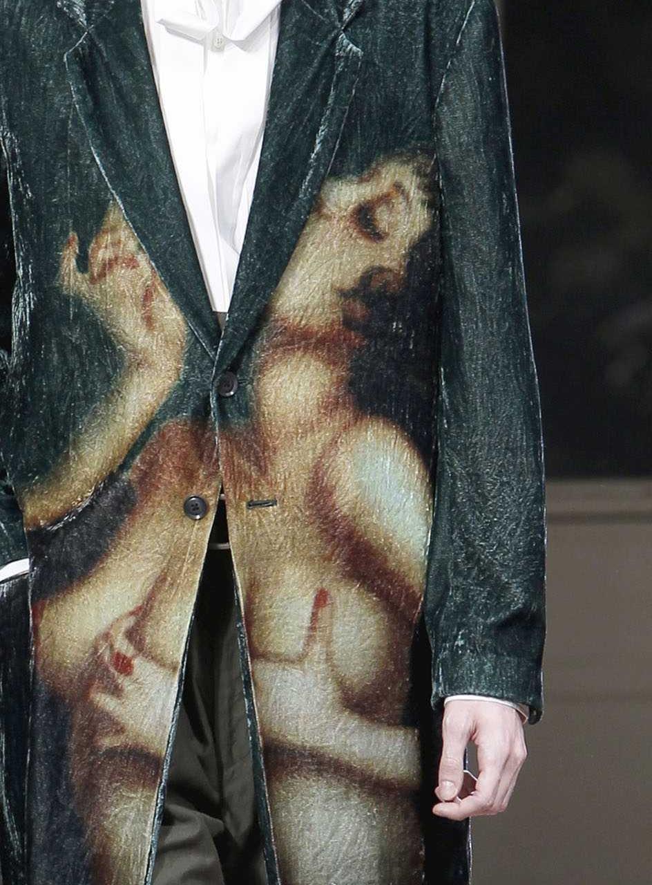 voguelovesme :     Yohji Yamamoto Menswear f/w 2011-12