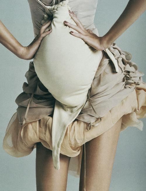 ejakulation :     Gisele Bündchen by Inez & Vinoodh for V#29