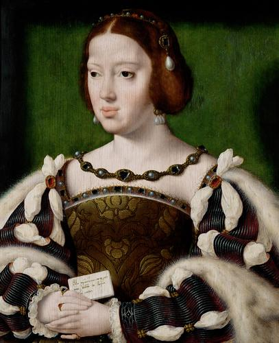 theanatomyofmelancholy :     Eleanor of Austria, Queen of Portugal and France, born November 15, 1498.