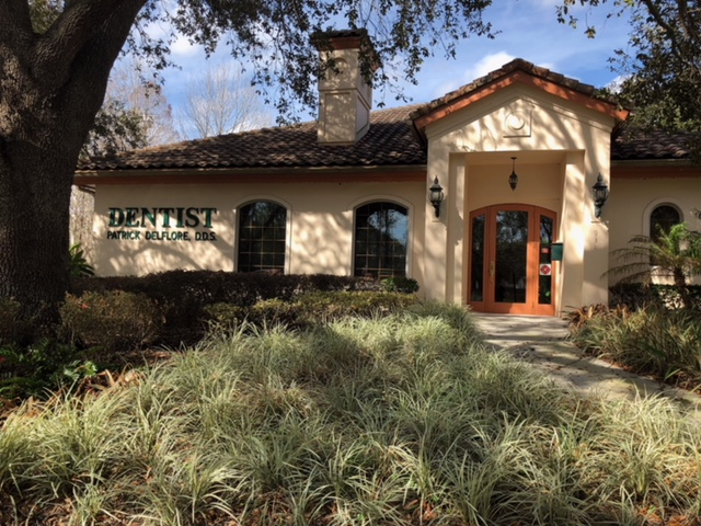 - Our cozy family office, nestled in the heart of Altamonte Springs, has been serving patients since 1996. Dr. DelFlore has been serving the area for more than 35 years and is a pillar of the central Florida dental community. We take immense pride in our privately owned, patient focused practice.  The office is staffed with a friendly, knowledgeable team who shares Dr. DelFlore's philosophy of putting the needs of our patients above all else. From insurance questions to recommendations for home care, we have you covered.