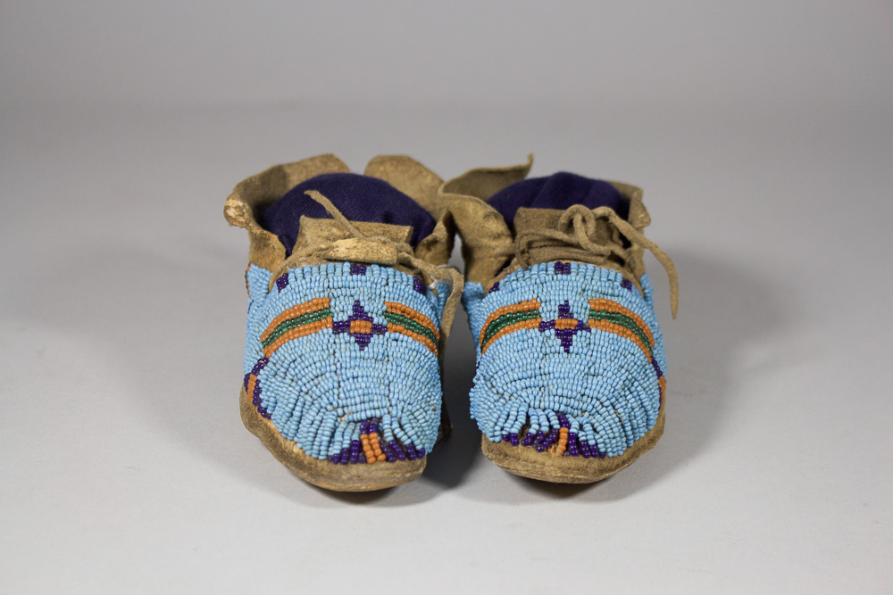Northern Cheyenne Child's c.1870-1880 BV0488