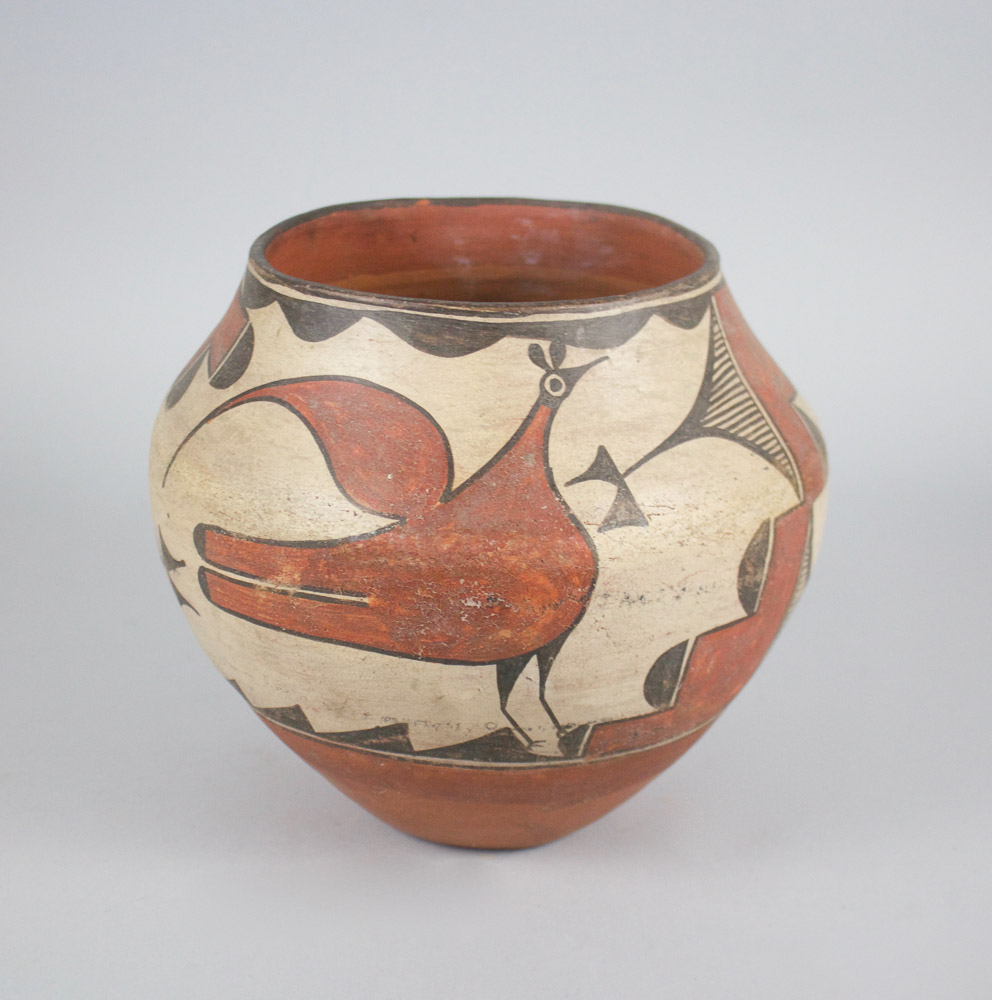 Zia Bird Jar c.1910s BV0105