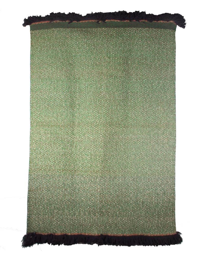"""Navajo Germantown Saddle Blanket   c.1910  37"""" x 57"""" // BV0133"""
