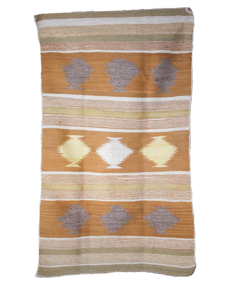 "Navajo Chinle Weaving c.1950 47"" x 27"" // CVA 0002"