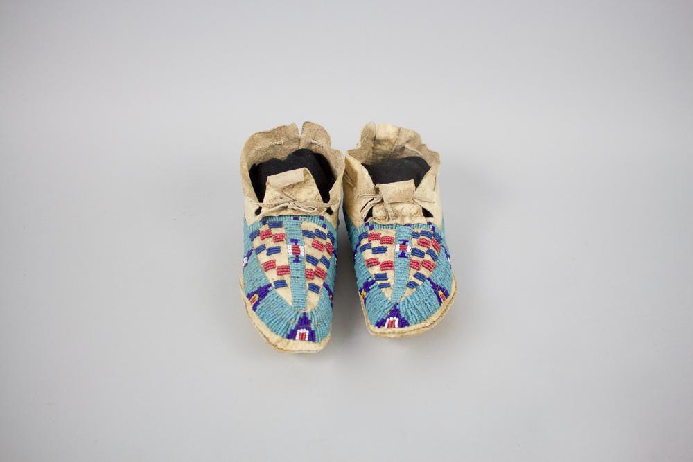 Southern Cheyenne Child's c.1880 BV0077