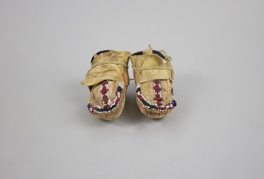 Apache Infant's c.1870-1880 BV0176