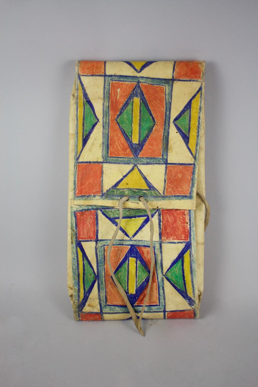Nez Perce Parfleche c.1880s BV0639