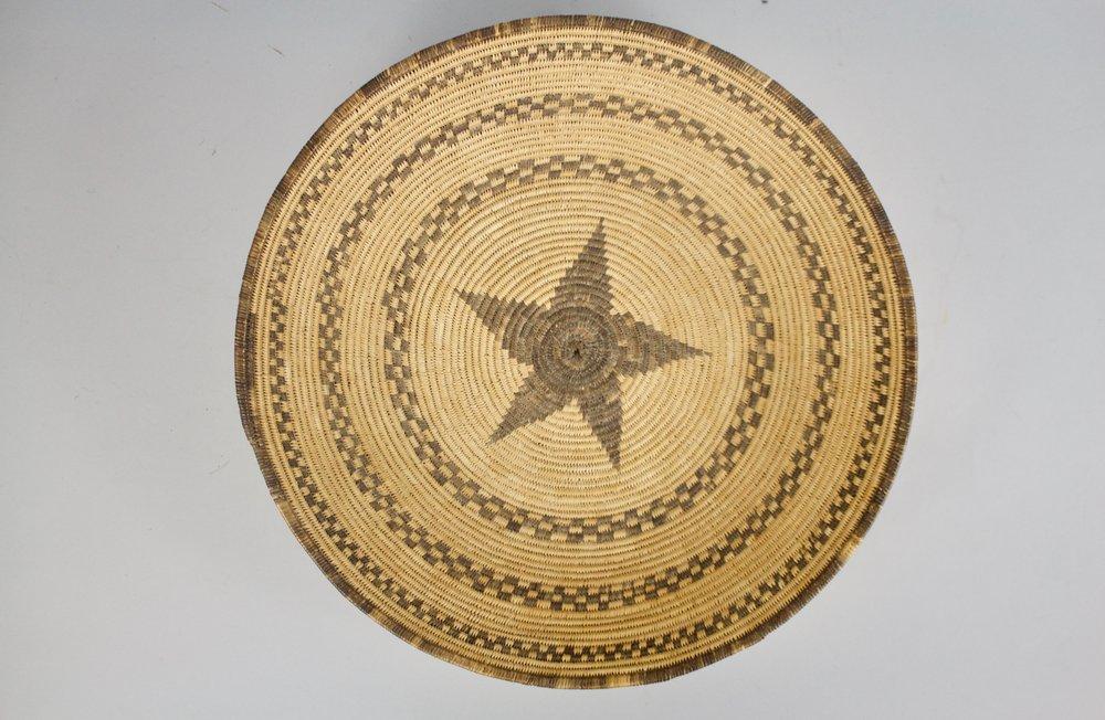 Apache Basket   c.1900  BV0486