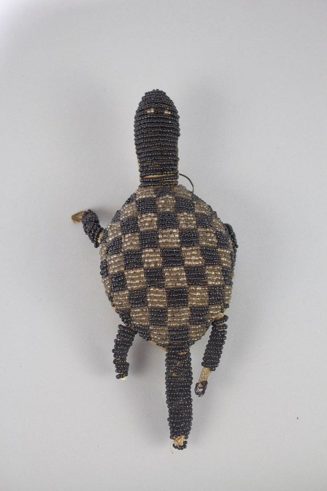 Cheyenne Turtle Fetish   c.1890's  BV0216