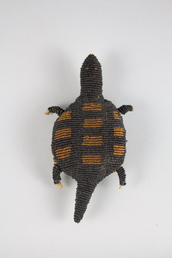 Cheyenne Turtle Fetish late 19th century BV0217