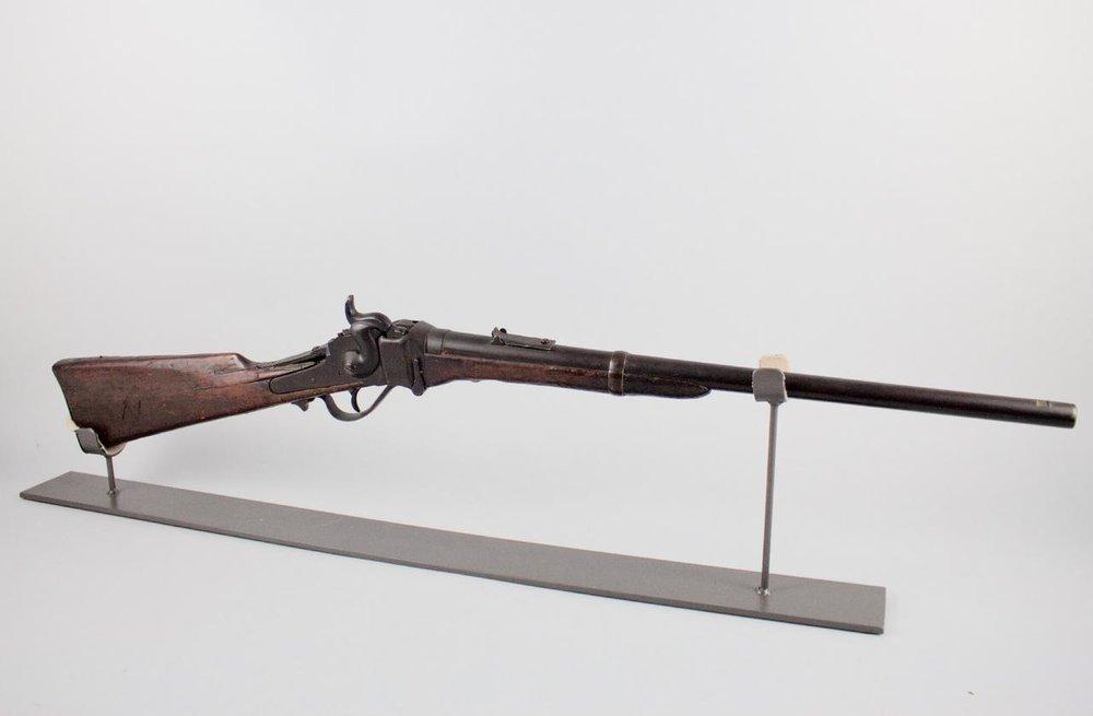 1863 Sharps Carbine Western Frontier Gun CBG0002