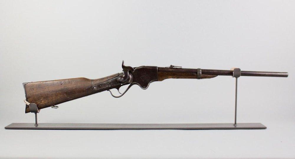 1865 Spencer Carbine Western Frontier Gun CBG0003