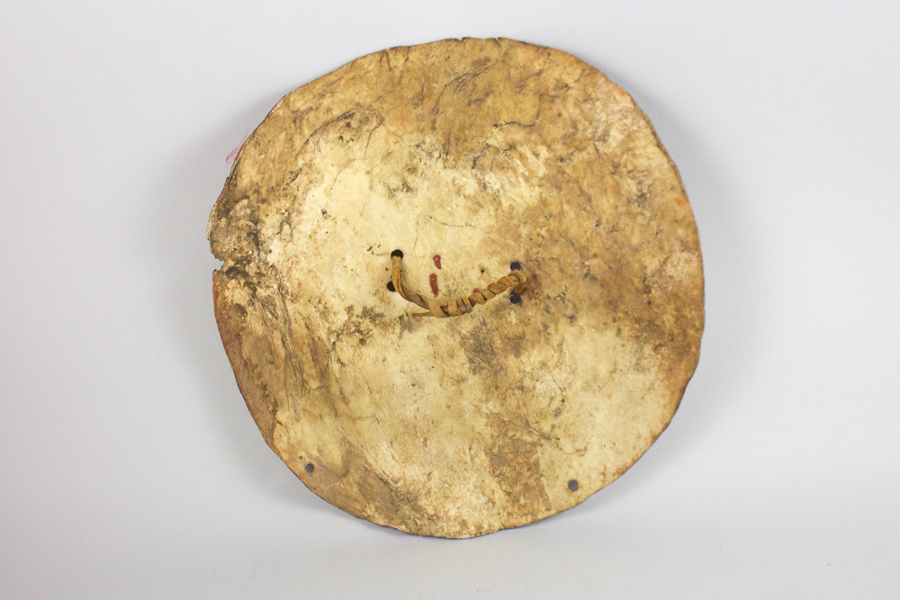 Pueblo Sheild Late 19th Century CRP0004